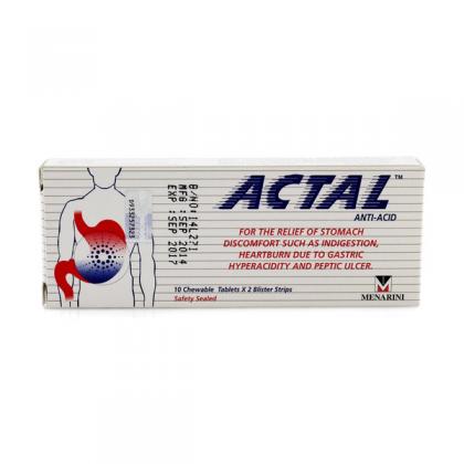 ACTAL TAB NORMAL