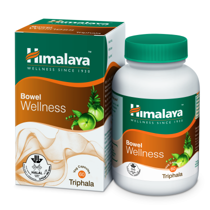 HIMALAYA BOWEL WELLNESS 60S