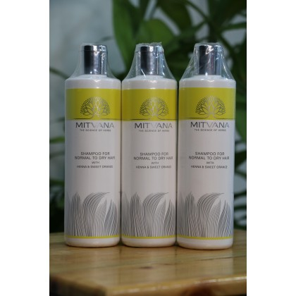 MITVANA SHAMPOO FOR NORMAL TO DRY HAIR